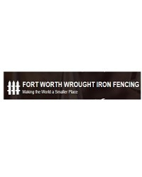 Fort Worth Wrought Iron Fencing