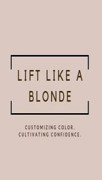 Lift Like A Blonde