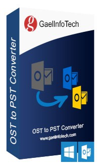 Gael OST to PST Converter